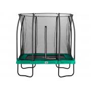 Salta Trampolines Comfort Edition Vierkant - 153 x 214 cm - Groen