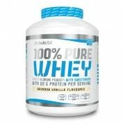 Biotech USA 100% Pure Whey 2270 g - Banana