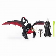 Figurine dragon si viking Grimmel si Deathgripper, Dragons, Cum sa iti dresezi dragonul 3
