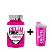 Cellu Form 12 90 caps + Shaker