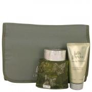 Lolita Lempicka L'eau Au Masculin Eau De Parfum Spray + Shower Gel in Travel Case Gift Set Men's Fragrances 537555