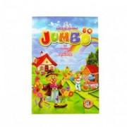 Carte de colorat cu povesti si abtibilduri A4 80 pagini Eurobookids vol. 4