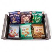Protein Snax Pack Variado de Snacks de Proteína de 36 Pacotes