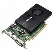 VGA HP J3G88AA, nVidia Quadro K2200, 4GB 128-bit GDDR5, DP 2x, DVI-I, 12mj