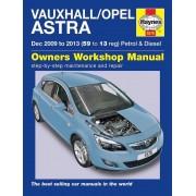 Haynes Workshop manual Opel Astra / Opel Astra (déc 2009-2013) 5578