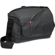 Manfrotto Lifestyle NX CSC Messenger Grey, black (MB NX-M-GY)