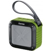 Boxa Portabila Hama Rockmann S, Bluetooth (Verde/Negru)