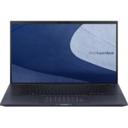 Ultrabook ASUS ExpertBook B9 14 Intel Core (10th Gen) i7-10510U 2x512GB SSD 16GB FullHD Win10 Pro Tast. ilum. FPR Star Black