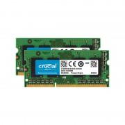 Crucial Mac 8Gbkit (4Gbx2) Ddr3 1600Hz So-Dimm (CT2K4G3S160BJM)