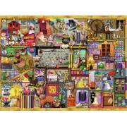 Puzzle Ravensburger - Colin Thompson: Artizanat, 1.500 piese (16312)