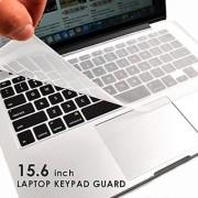 SCORIA Laptop 15.6 Inch Silicon Keyboard Skin Guard Protector For Lenovo G50-80 Core i3 5th Gen