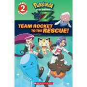 Team Rocket to the Rescue!, Paperback