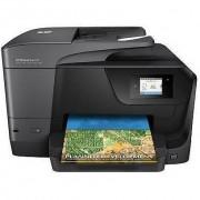 Multifunctionala HP Officejet Pro 8710 e-All-in-One A4 InkJet Color USB LAN Wireless Negru