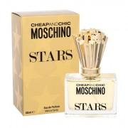 Moschino Cheap And Chic Stars eau de parfum 50 ml donna