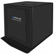 EW PULUZ 60*60cm 60W LED Light Box Photo Studio Fotografía Softbox plegable