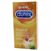 Durex Tropical Easy On 6 Pz