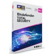 Antivirus, Bitdefender Total Security, 10 users, 1 year (TS01ZZCSN1210LEN)