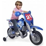 Famosa Feber - Moto Cross con Casco
