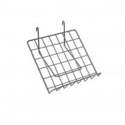 Rolléco Etagère pour grille Inclimée - Rebord 3 cm