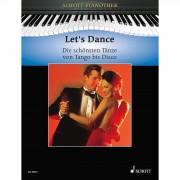 Schott Music Let's Dance Heumann, Pianothek