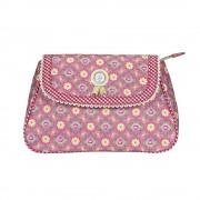 PiP Studio Cosmeticbag+flap M Pink