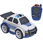 Silverlit Radiostyrd Polisbil med ljus och ljudeffekter