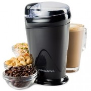 Rasnita cafea, nuci, condimente Andrew James AJ000026, Putere 150 W, Capacitate 70g,negru