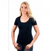 Garage Women T-Shirt Round Neck Navy ( art 0701) - Blauw - Size: Extra Small