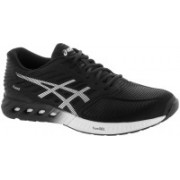 Asics Fuzex Men Running Shoes For Men(Black)