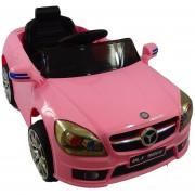 Carro Electrico Montable Con Control Remoto Mercedes Benz