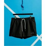 Superdry Sorrento Badeshorts XL schwarz