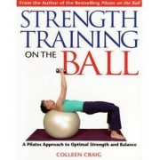 Sissel Libro Strenght Training on the ball, inglese
