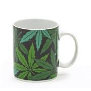 Seletti Mug Weed / Porcelaine - Seletti multicolore en céramique