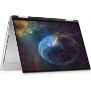 Ultrabook 2in1 Dell XPS 13 7390 Intel Core (10th Gen) i7-1065G7 512GB SSD 16GB UltraHD Touch Win10 Pro Tast. ilum. Silver