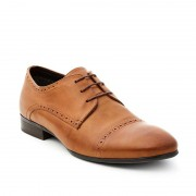 Croft Albert Shoes Tan FLP689
