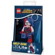 SmartLife LEGO DC Super Heroes Harley Quinn svítící figurka