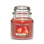 Yankee Candle Jar Candles Spiced Orange Medium