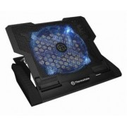 THERMALTAKE Refroidisseur Portable 17'' Ventilateur 20cm LED Bleu Inclinable