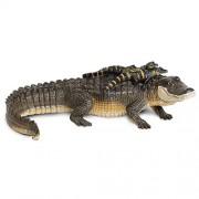 Safari Ltd Alligator with Babies