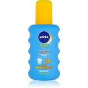 Nivea Sun Protect & Bronze spray solar intensivo SPF 30 200 ml