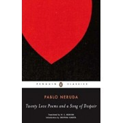 Twenty Love Poems and a Song of Despair, Paperback/Pablo Neruda