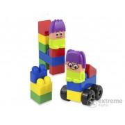 Super Blocuri imense din plastic pentru construcții, set 20 buc