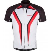 KILPI Cyklistický dres CHAMPION EM0053KIRED Červená S