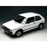 Macheta Auto Norev VOLKSWAGEN VW Golf GTI 1977 - Alb 1 18