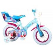 Disney Frost 2, Barncykel, 12 tum med stödhjul