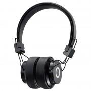 NIA-X6 Over-ear Bluetooth Headphone Support Micro SD Card Play / FM Radio / Audio Input / Hands -free Phone Call - Black