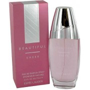 Estée Lauder Beautiful Sheer női parfüm 75ml EDP