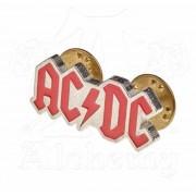 AC/DC szegecs - ALCHEMY GOTHIC - Enamel logo - PC503