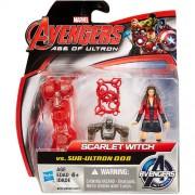 Mini Figurine Hasbro Avengers Scarlet Witch vs Sub-Ultron 008