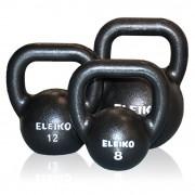 Eleiko Kettlebell - black, 24 kg
